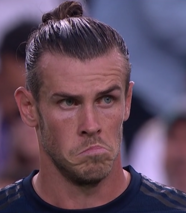 Gareth Bale goal vs Arsenal
