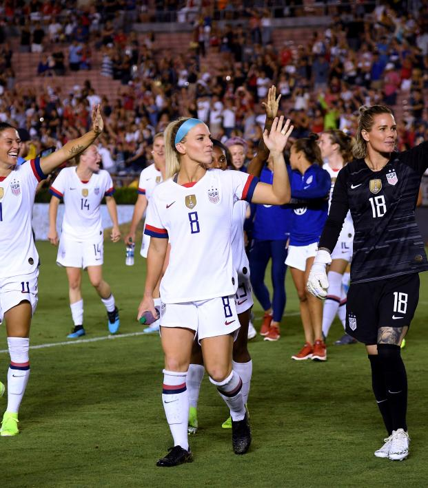 USWNT Trial Date
