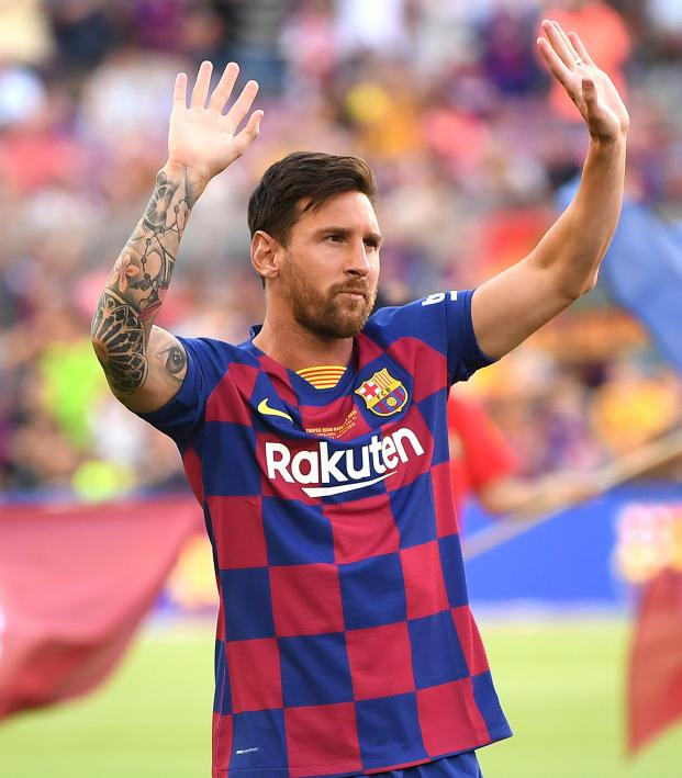 Is Messi Injured