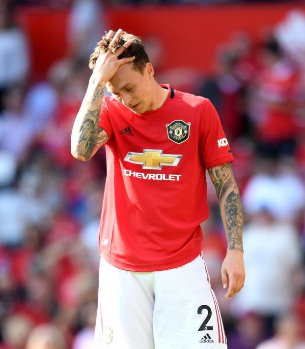 Man Utd vs Palace Highlights