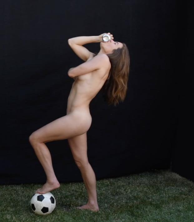Kelley O'Hara Body Issue