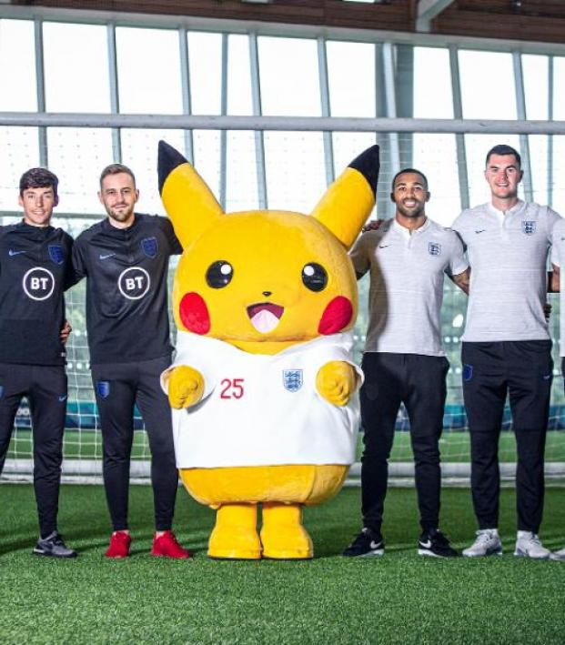 English FA's Pokémon Futsal Promotion Is Downright Bizarre