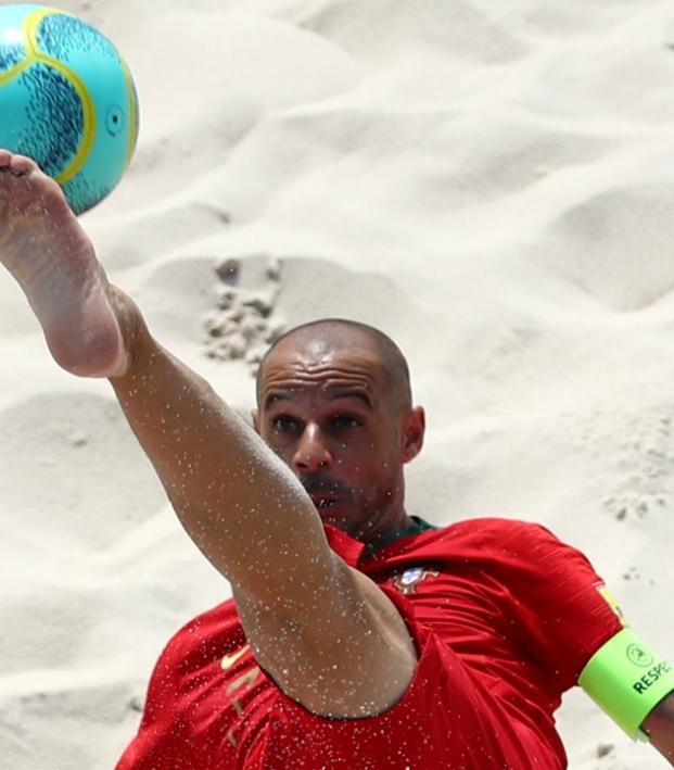Portugal UEFA Beach Soccer Champions