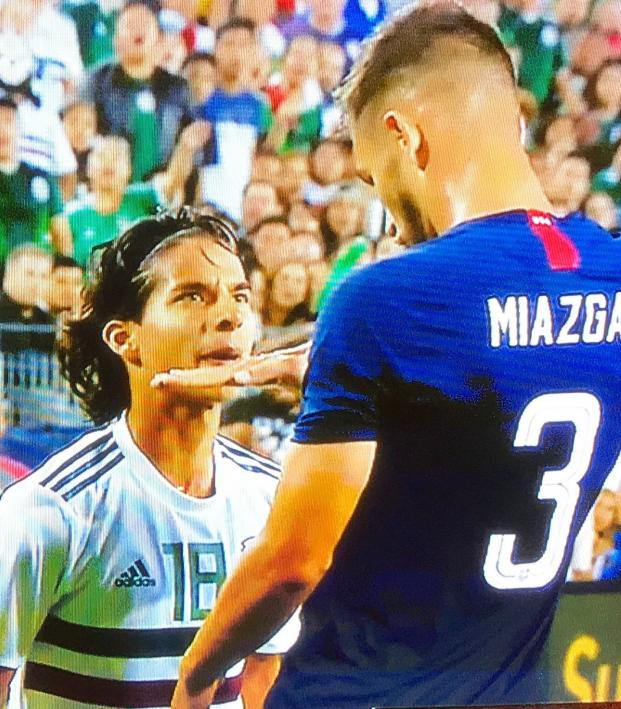 45aaf6bd0 Matt Miazga Trolls Diego Lainez To Inspire USMNT Win. Wait