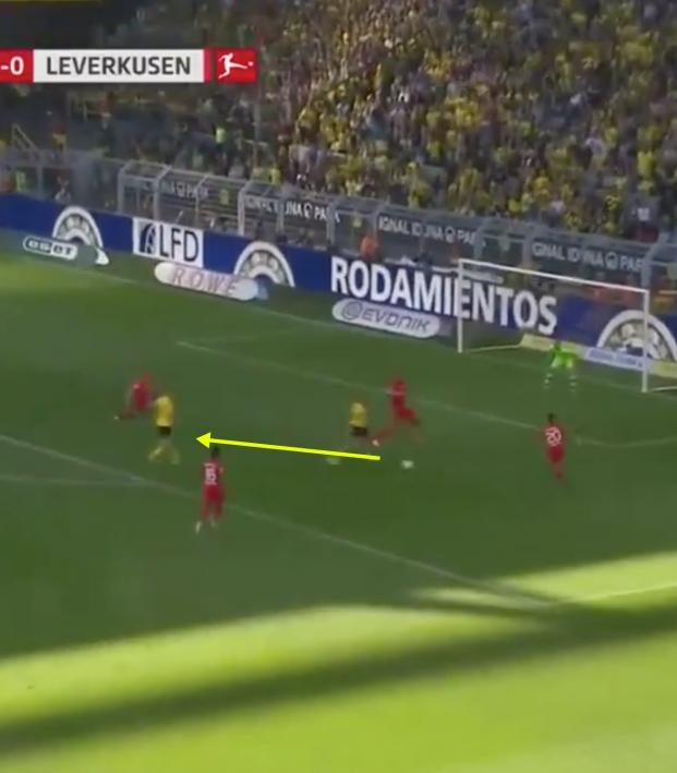 Marco Reus Goal vs Bayer