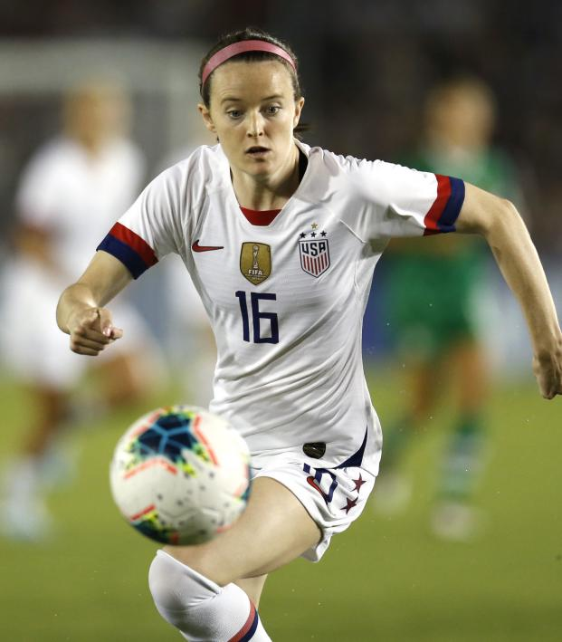Rose Lavelle Absence Highlights Problem With NWSL Salaries