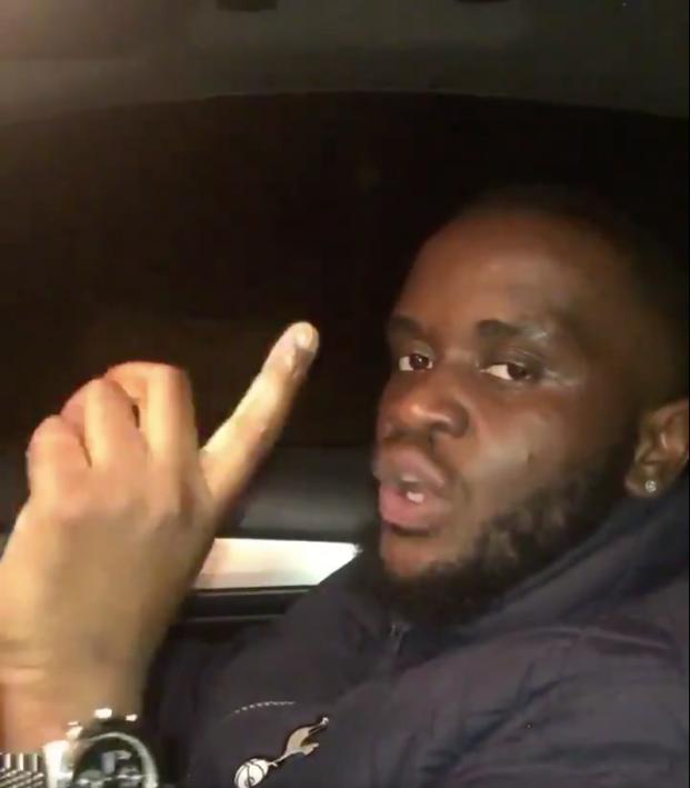 Rapping Spurs Fan
