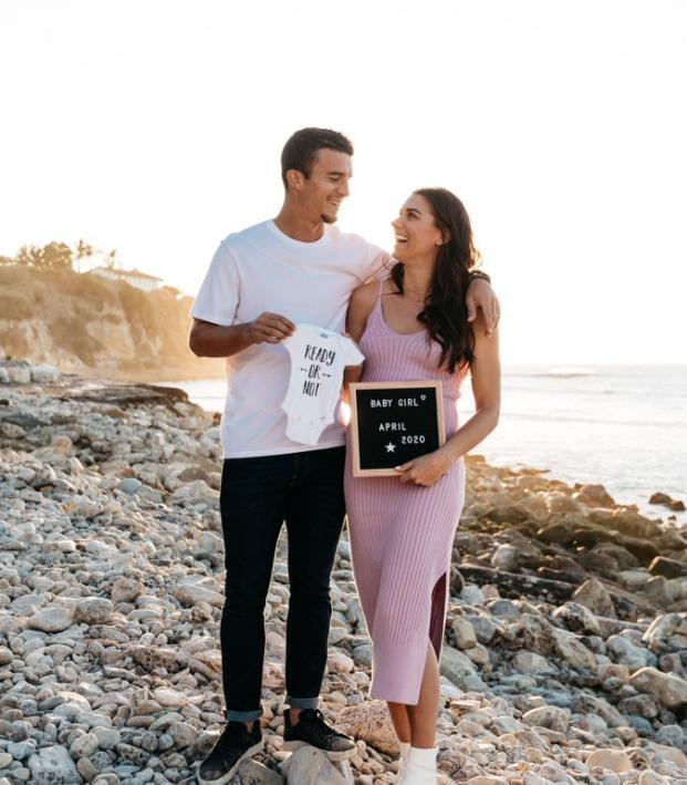 Alex Morgan Baby Due Date