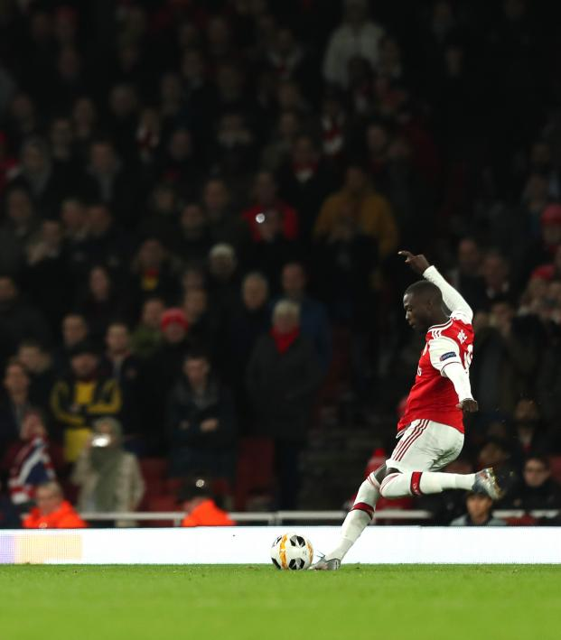 Nicolas Pepe Free Kick Goals Highlights