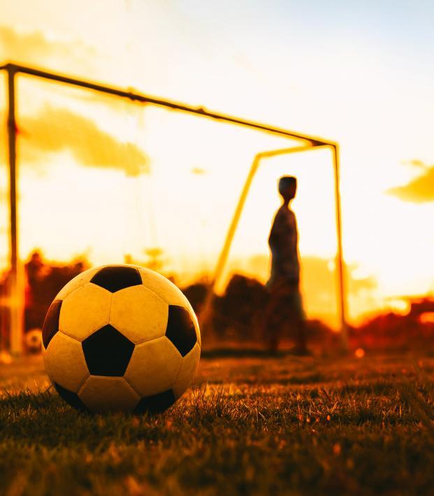 Italy Blackface Soccer