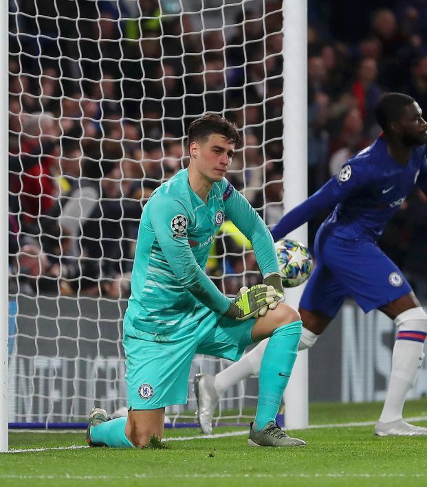 Hakim Ziyech Goal vs Chelsea