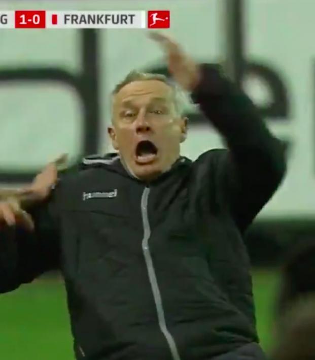 Bundesliga fight
