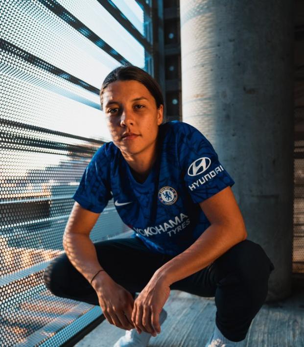 Sam Kerr Chelsea Contract