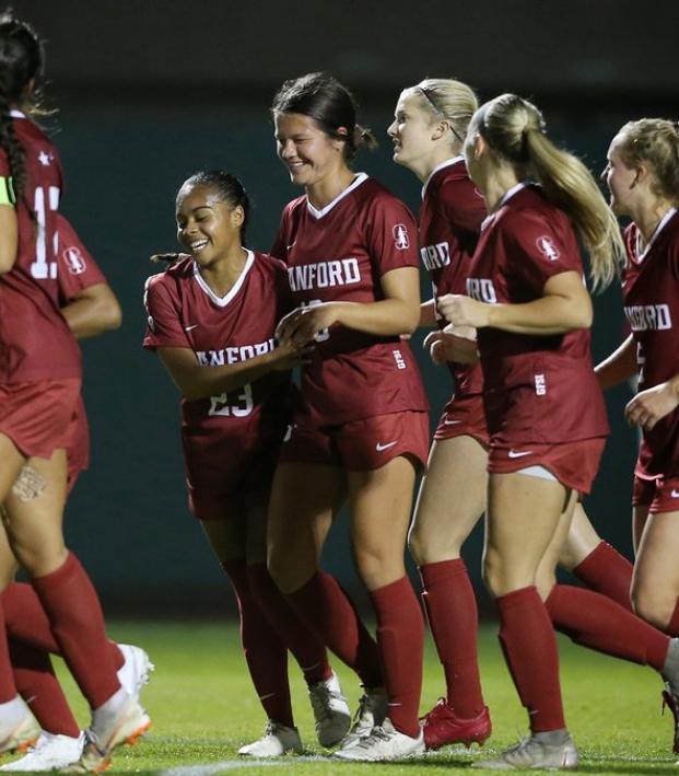 Stanford Women's Soccer Highlights