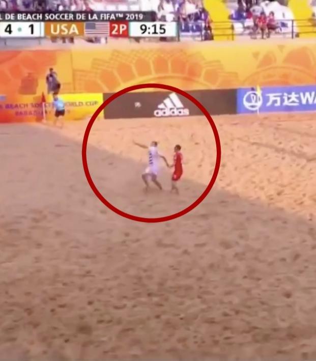 2019 FIFA Beach Soccer World Cup highlights