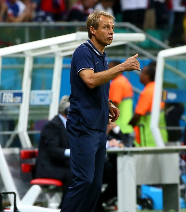 Jurgen Klinsmann Hertha Berlin