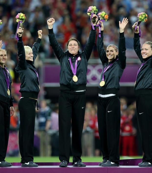 USWNT Olympics