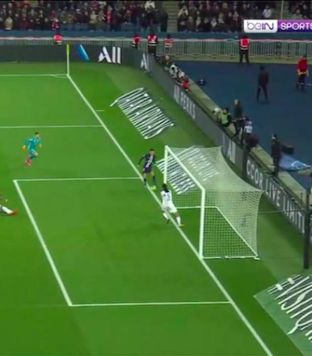 Fernando Marcal own goal vs PSG