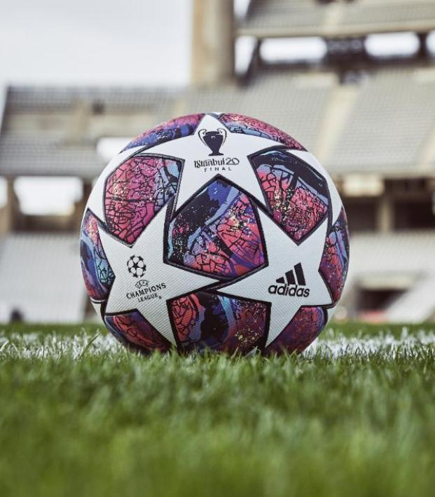 12+ Uefa Champions League Ball 2020/21