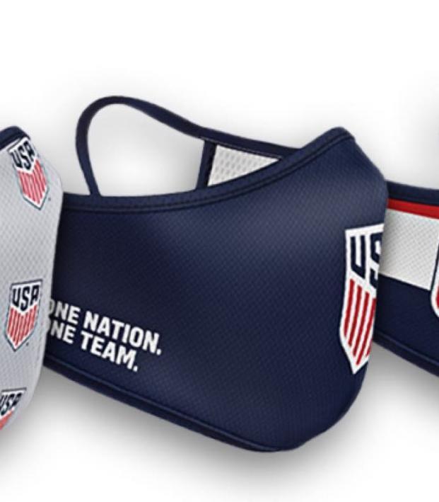 US Soccer Masks