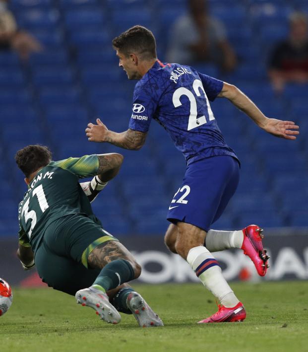 Chelsea vs Man City Highlights