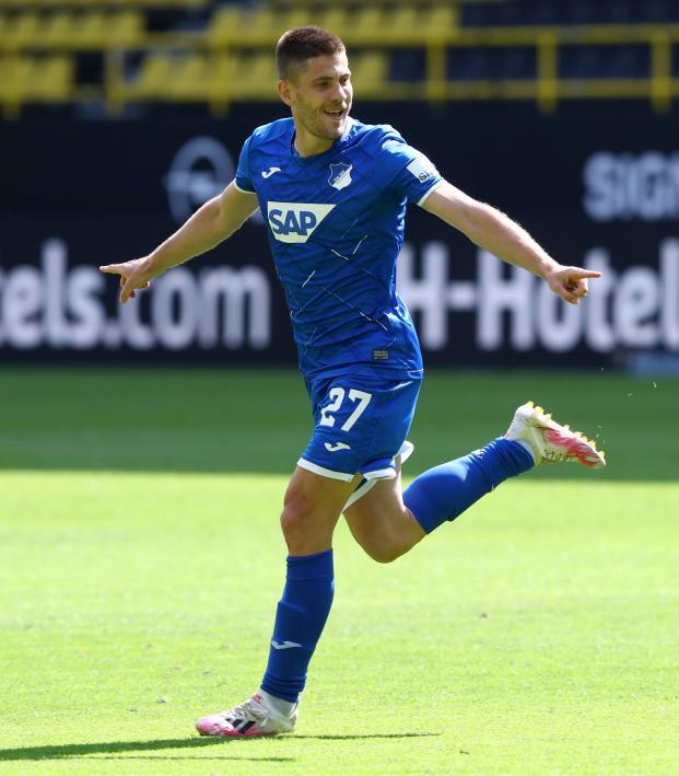 Andrej Kramaric Goals vs Dortmund