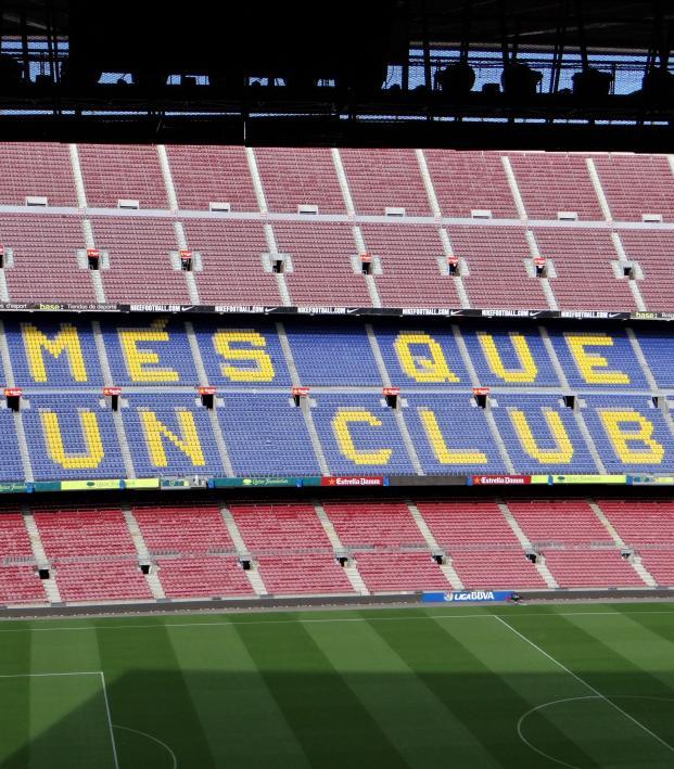 Camp Nou Upgrade