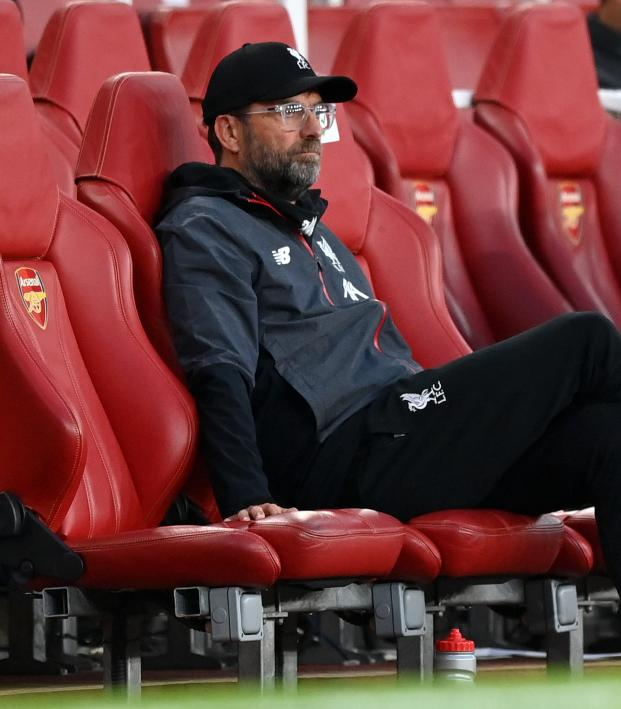 Arsenal Liverpool Highlights