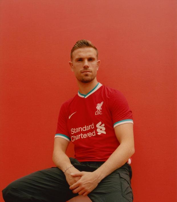 2020-21 Liverpool Home Kit