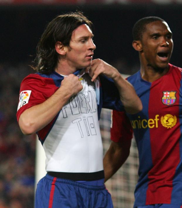 Eto'o Messi