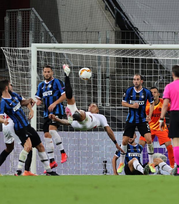 Europa League Final Highlights