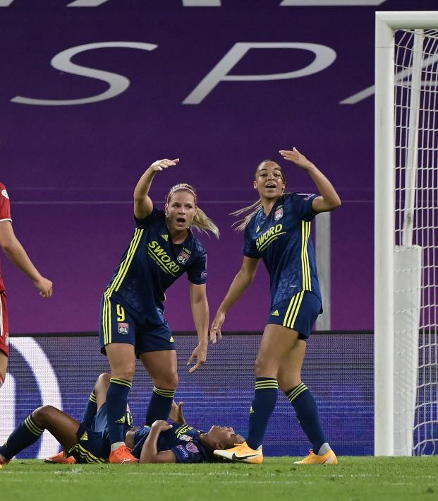 Women's Champions League Quarterfinals