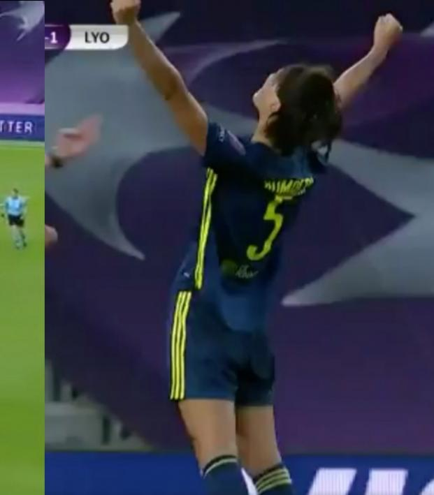 UEFA Women's Champions League final