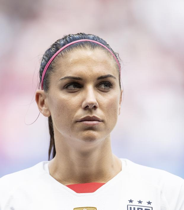 Alex Morgan Tottenham