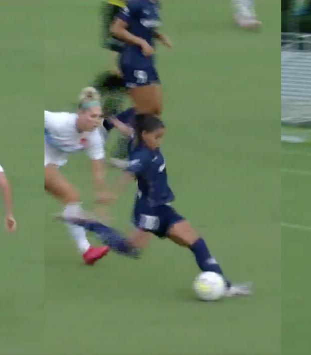 Debinha Goal vs Dash