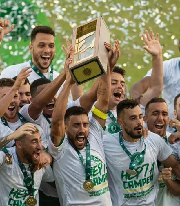 Chapecoense Catarinense title