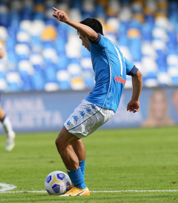 Chucky Lozano Goals vs Atalanta