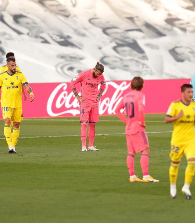 Real Madrid-Cadiz Highlights