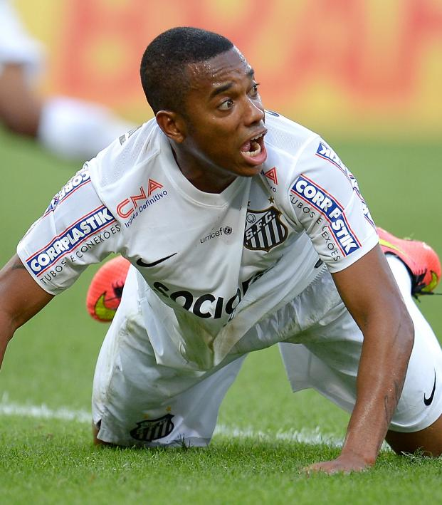 Robinho Santos Contract