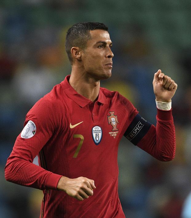 Cristiano Ronaldo Covid Free