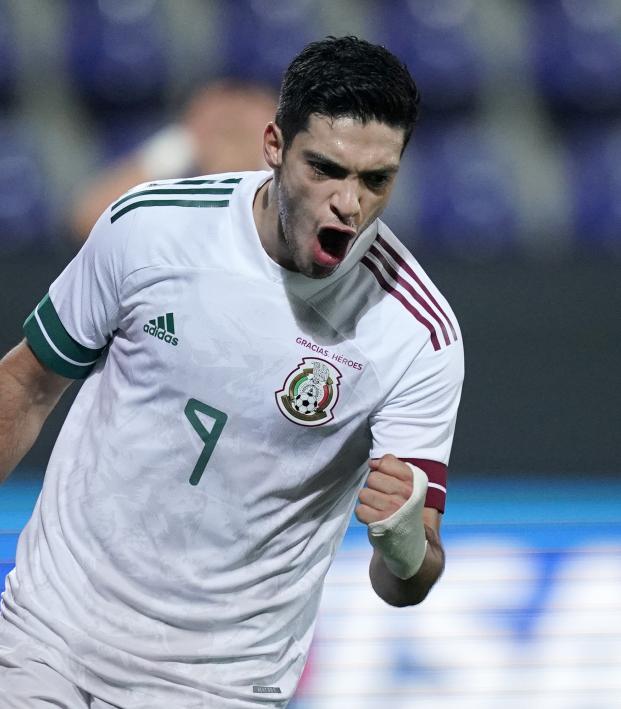 Mexico vs South Korea Highlights 2020