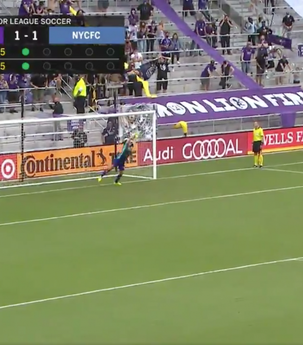 Orlando City vs NYCFC Shootout