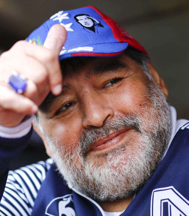 How Did Diego Maradona Die?