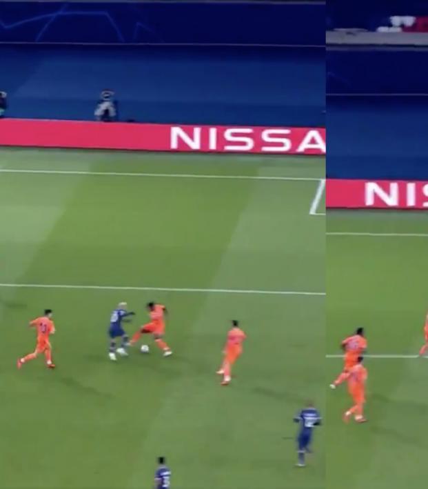 Neymar Hat Trick vs İstanbul Başakşehir