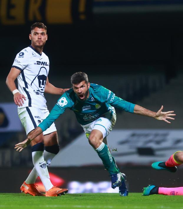Pumas vs León Highlights 2020 Apertura First Leg