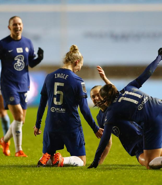 Sophie Ingle Goal vs Man City