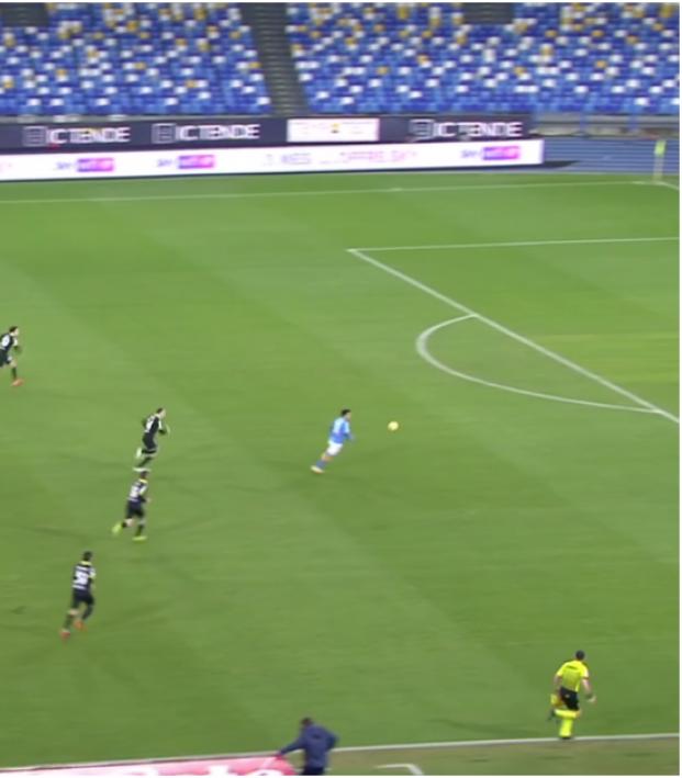 Chucky Lozano Goal vs Spezia