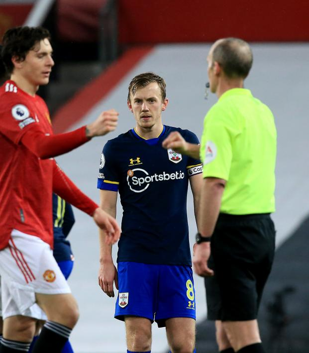 Man United vs Southampton Highlights