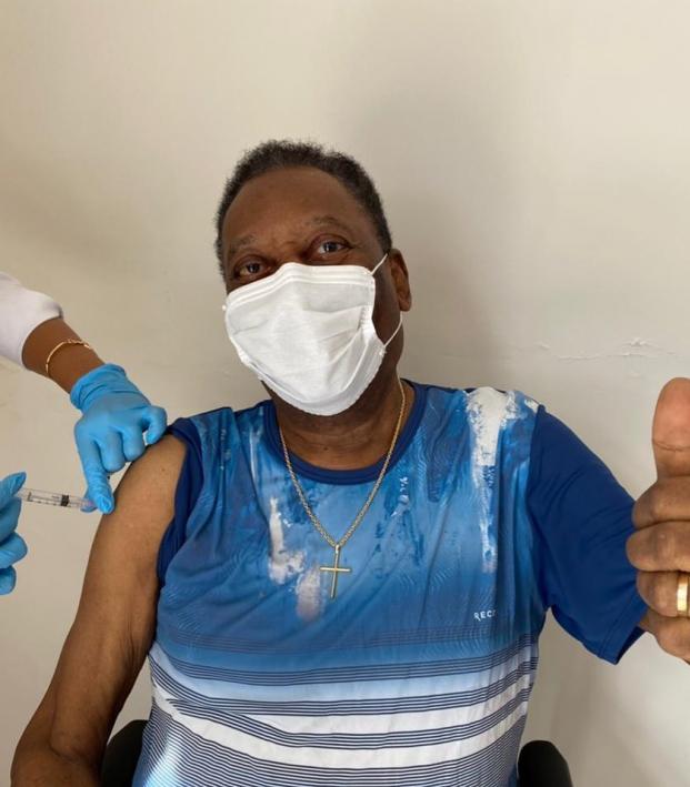 Pelé Covid Vaccine