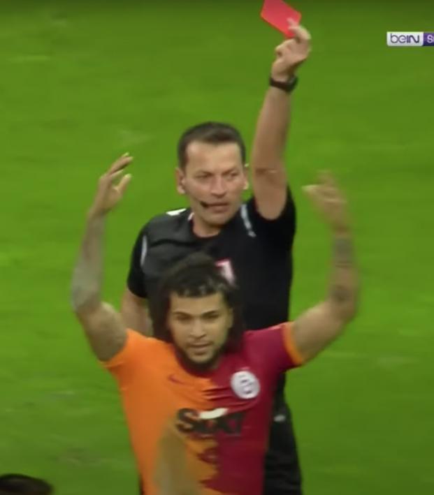 DeAndre Yedlin Goal, Red Card vs Caykur Rizespor